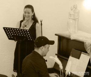 Dream Team Taufen Trauungen Sängerin