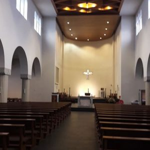 St Josef Kirche in Walsum
